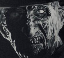 Freddy Krueger pastel Sticker