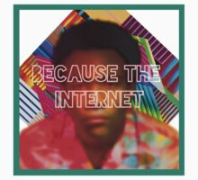 Because the internet Baby Tee