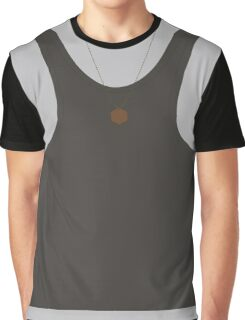 Battlestar Galactica Uniform Tank Graphic T-Shirt