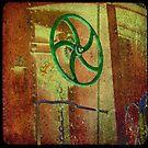 Green Wheel by © Jolie  Buchanan
