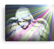 ANGEL RAYS Canvas Print