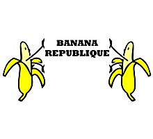 Banana Republique VRS2 Photographic Print