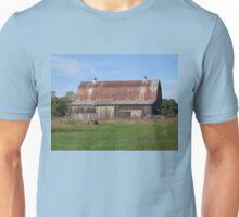 FRENCH CANADIAN BARN Unisex T-Shirt