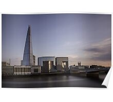 Divagation - London Lights Poster