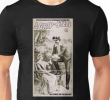 Performing Arts Posters The successful romantic drama A grip of steel 1462 Unisex T-Shirt