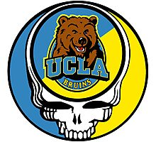 UCLA Meets The Dead Photographic Print