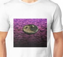 Yinyang Series - Purple Unisex T-Shirt