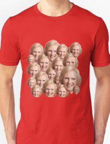Mary Berry Print  Unisex T-Shirt