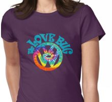 The Love Bug II Womens Fitted T-Shirt