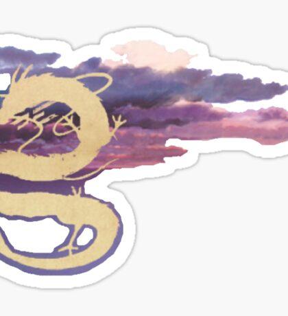 Haku Silhouette Sticker