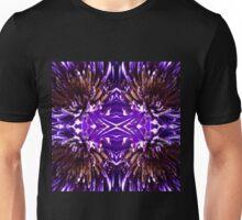 Purple Vortex  Unisex T-Shirt
