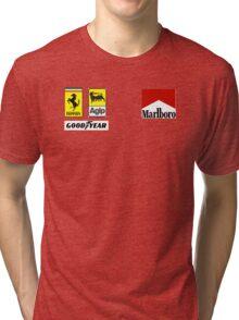 GP2 Tribute - Ferrari Tri-blend T-Shirt