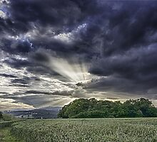 Angel Rays by AndrewRichards1