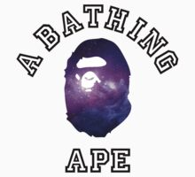 Bape Galaxy One Piece - Short Sleeve