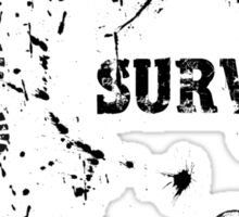 Remember, Survive, Run. Maze Runner Sticker