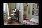 """The room with the """"Secretaire"""" (Villa Ephrussi) by Roberta Angiolani"""