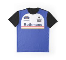 GP2 Tribute - Williams Graphic T-Shirt