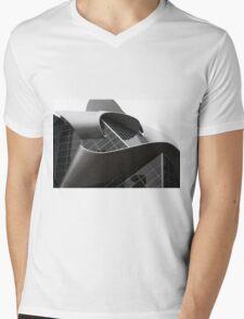 Morning Borealis Mens V-Neck T-Shirt