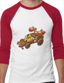 Angry Birds GO Men's Baseball ¾ T-Shirt