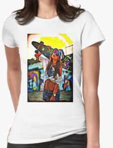 Longboard Girl  T-Shirt