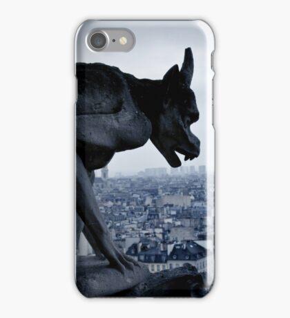 Lonely Gargoyle iPhone Case/Skin