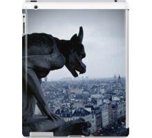 Lonely Gargoyle iPad Case/Skin