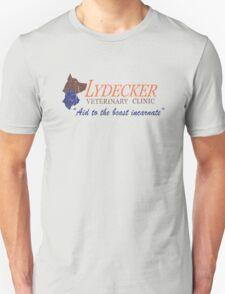 LYDECKER Veterinary Clinic Unisex T-Shirt