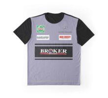 GP2 Tribute - Sauber Graphic T-Shirt