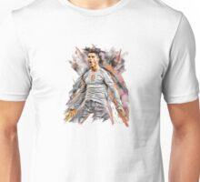 ronaldo art Unisex T-Shirt