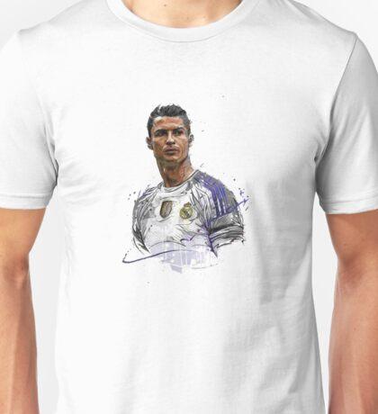 ronaldo art2 Unisex T-Shirt