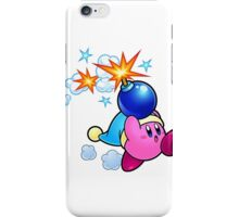 Bomber Kirby iPhone Case/Skin