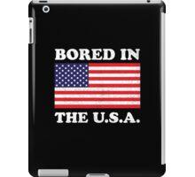 Bored In The USA iPad Case/Skin