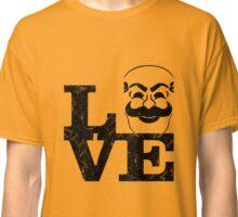 Love FSociety Mr Robot Classic T-Shirt