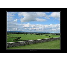 View from Rock of Cashel Photographic Print