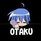 Otaku (luckstar) by Hobotube