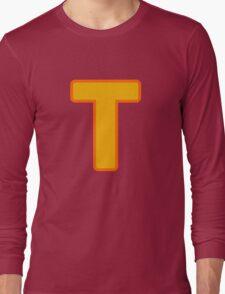 Token Black T-Shirt Long Sleeve T-Shirt