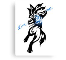 Alpha Dog Canvas Print