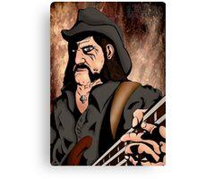 Lemmy (Motorhead) Canvas Print