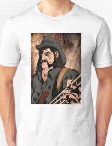 Lemmy (Motorhead) Unisex T-Shirt