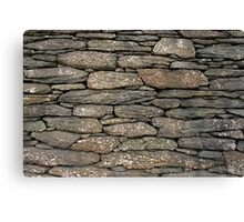 Irish Stone Canvas Print