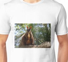 Brush-Tailed Rock Wallaby Unisex T-Shirt