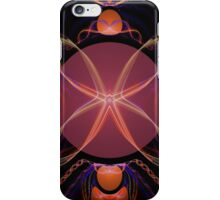 Flamboyant Witch Doctor iPhone Case/Skin
