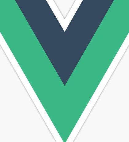 Vue.js Logo Sticker