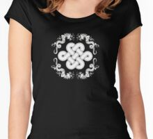 The Endless Knot Women's Fitted Scoop T-Shirt