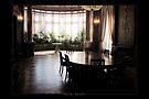 Dinig Room - Villa Massena -view1 by Roberta Angiolani