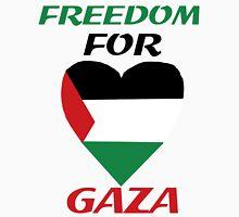 FREEDOM FOR GAZA Shirt Unisex T-Shirt