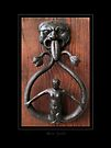 Door knocker - 2 by Roberta Angiolani