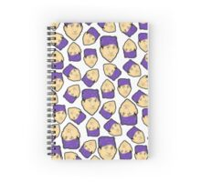 Prison Mike - Heads Spiral Notebook