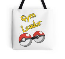 Gym Leader Tote Bag