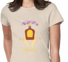 Crown Royalty Womens Fitted T-Shirt